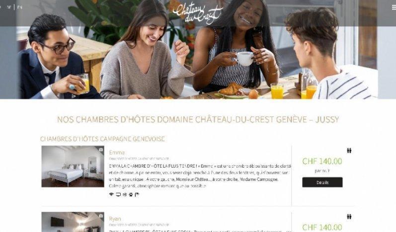 www.chambresducrest.ch