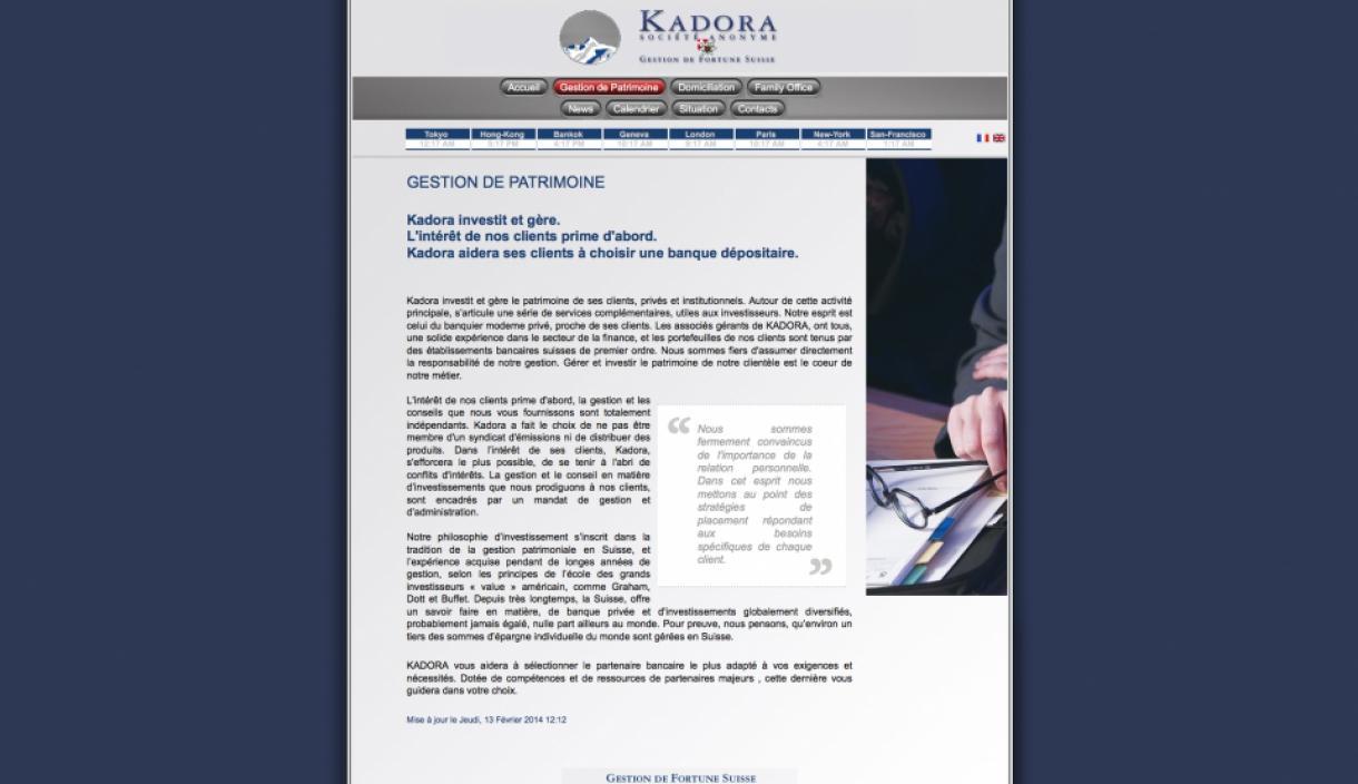www.kadora.com