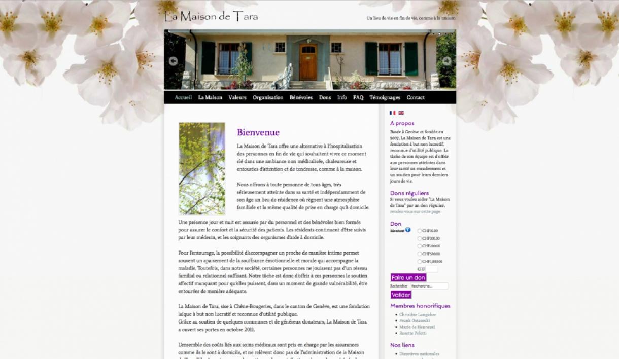 www.lamaisondetara.ch